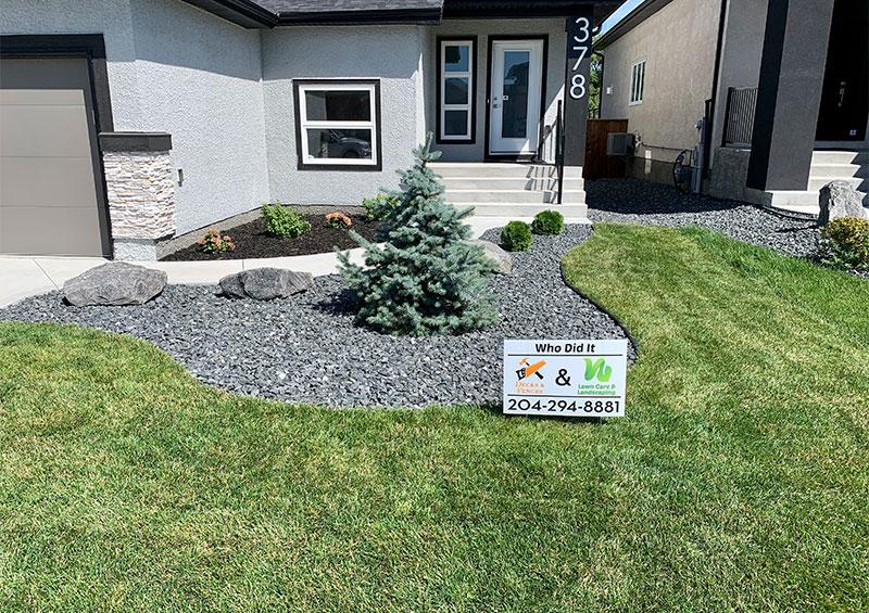 Landscaping company Winnipeg
